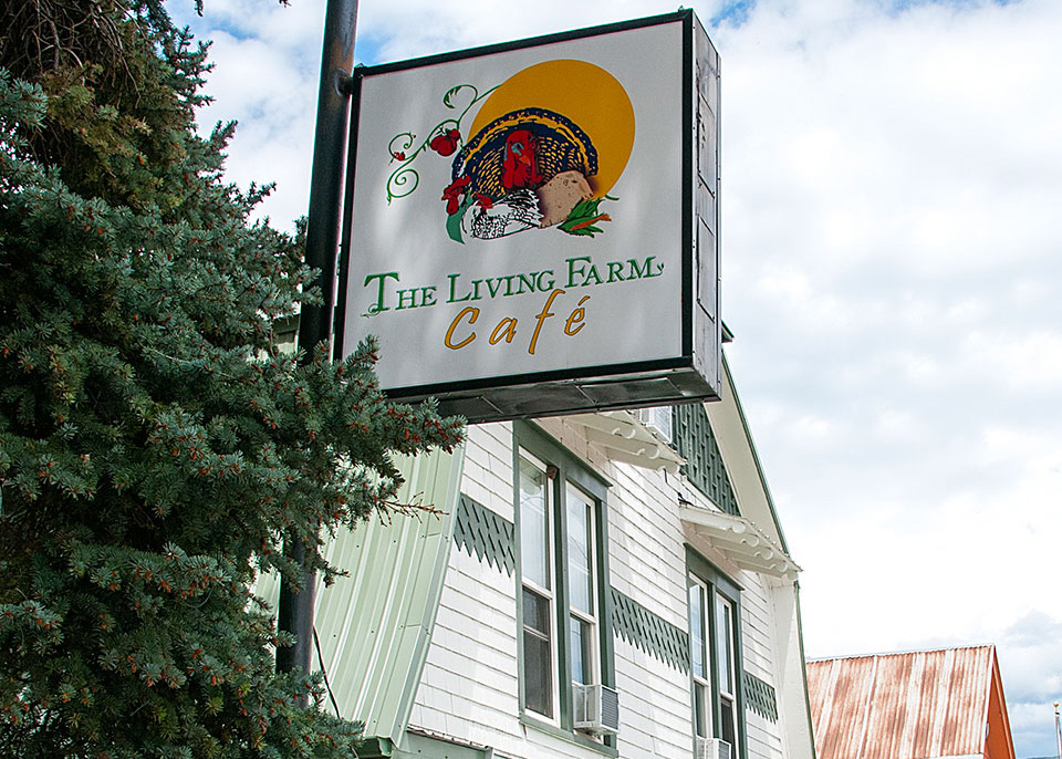 The Living Farm Café